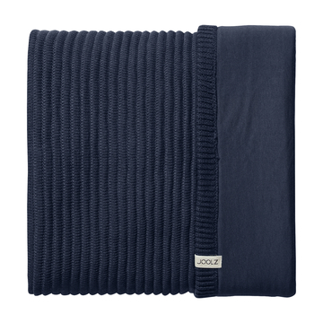 Плед JOOLZ RIBBED BLUE