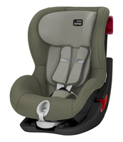 Автокресло BRITAX ROEMER KING II BLACK SERIES OLIVE GREEN