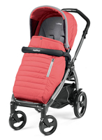 Коляска прогулочная PEG-PEREGO BOOK PLUS 51 JET POP-UP BREEZE CORAL