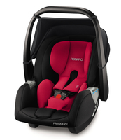 Автокресло RECARO PRIVIA EVO RACING RED
