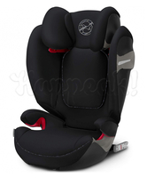 Автокресло CYBEX SOLUTION S-FIX URBAN BLACK