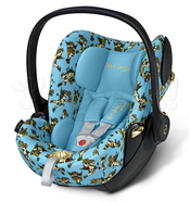 Автокресло CYBEX CLOUD Q JS CHERUBS BLUE