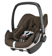 Автокресло MAXI-COSI PEBBLE PLUS NOMAD BROWN