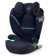 Автокресло CYBEX SOLUTION S I-FIX NAVY BLUE