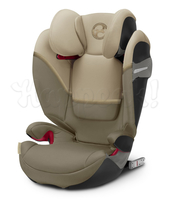 Автокресло CYBEX SOLUTION S-FIX CLASSIC BEIGE