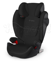 Автокресло CYBEX SOLUTION M-FIX PURE BLACK