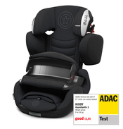 Автокресло KIDDY GUARDIANFIX 3 MYSTIC BLACK