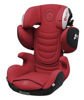 Автокресло KIDDY CRUISERFIX 3 RUBY RED