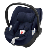 Автокресло CYBEX ATON Q I-SIZE PLUS MIDNIGHT BLUE
