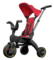 Велосипед трехколесный SIMPLE PARENTING DOONA LIKI TRIKE S1 FLAME RED