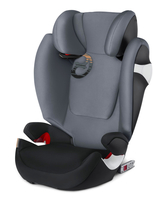 Автокресло CYBEX SOLUTION M-FIX PEPPER BLACK