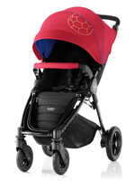 Коляска прогулочная BRITAX B-MOTION 4 PLUS FOOTBALL EDITION