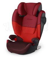 Автокресло CYBEX SOLUTION M-FIX RUMBA RED