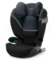 Автокресло CYBEX SOLUTION S I-FIX GRANITE BLACK