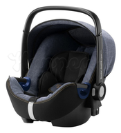 Автокресло BRITAX ROMER BABY-SAFE 2 i-SIZE BLUE MARBLE
