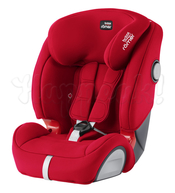 Автокресло BRITAX ROMER EVOLVA 1-2-3 SL SICT FIRE RED