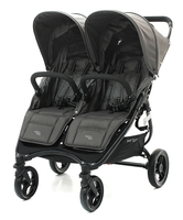 Коляска для двойни VALCO BABY SNAP DUO DOVE GREY