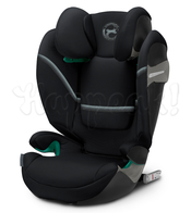 Автокресло CYBEX SOLUTION S I-FIX DEEP BLACK