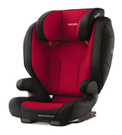 Автокресло RECARO MONZA NOVA EVO SEATFIX RACING RED