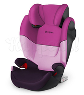 Автокресло CYBEX SOLUTION M-FIX PURPLE RAIN
