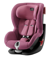 Автокресло BRITAX ROEMER KING II BLACK SERIES WINE ROSE