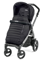 Коляска прогулочная PEG-PEREGO BOOK PLUS 51 JET POP-UP BREEZE NOIR