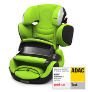 Автокресло KIDDY GUARDIANFIX 3 SPRING GREEN
