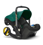 Автокресло-коляска SIMPLE PARENTING DOONA RACING GREEN