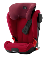 Автокресло BRITAX ROEMER KIDFIX XP SICT BLACK SERIES FLAME RED