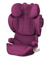 Автокресло CYBEX SOLUTION Z-FIX PLUS PASSION PINK
