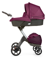 Коляска STOKKE XPLORY V5 PURPLE 2 В 1