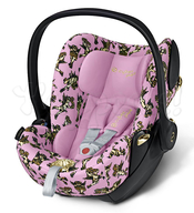 Автокресло CYBEX CLOUD Q JS CHERUBS PINK