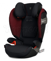Автокресло CYBEX SOLUTION S-FIX RACING RED