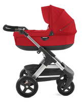 Коляска STOKKE TRAILZ TERRAIN RED 2 В 1