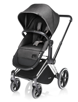 Коляска CYBEX PRIAM LIGHT MANHATTAN GREY 2 В 1 на раме TREKKING