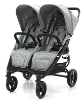 Коляска для двойни VALCO BABY SNAP DUO COOL GREY