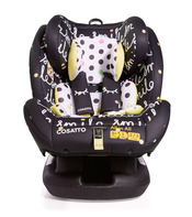 Автокресло COSATTO ALL-IN-ALL SMILE ISOFIX