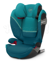 Автокресло CYBEX SOLUTION S-FIX RIVER BLUE