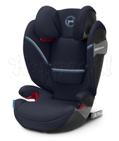 Автокресло CYBEX SOLUTION S-FIX NAVY BLUE