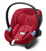 Автокресло CYBEX ATON M I-SIZE REBEL RED