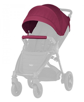 Капор для колясок BRITAX B-AGILE 4 PLUS и B-MOTION PLUS WINE RED