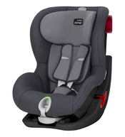 Автокресло BRITAX ROEMER KING II LS BLACK SERIES STORM GREY