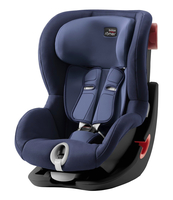 Автокресло BRITAX ROEMER KING II BLACK SERIES MOONLIGHT BLUE