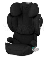 Автокресло CYBEX SOLUTION Z I-FIX PLUS DEEP BLACK