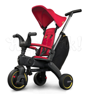 Велосипед трехколесный SIMPLE PARENTING DOONA LIKI TRIKE S3 FLAME RED