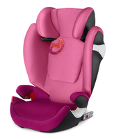 Автокресло CYBEX SOLUTION M-FIX PASSION PINK