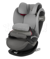 Автокресло CYBEX PALLAS S-FIX MANHATTAN GREY 2019