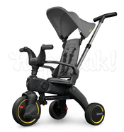 Велосипед трехколесный SIMPLE PARENTING DOONA LIKI TRIKE S1 GREY HOUND