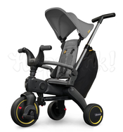 Велосипед трехколесный SIMPLE PARENTING DOONA LIKI TRIKE S3 GREY HOUND
