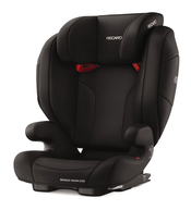 Автокресло RECARO MONZA NOVA EVO SEATFIX PERFORMANCE BLACK